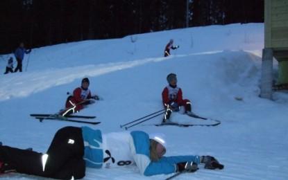 Resultater klubbrenn Leirskogen Skianlegg 15.mars