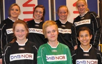 Resultater DnBNOR-cup dag 1