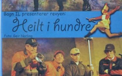 Revy-DVD ute for salg