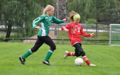 Lillejenters kamp mot Hedalen/Begnadalen