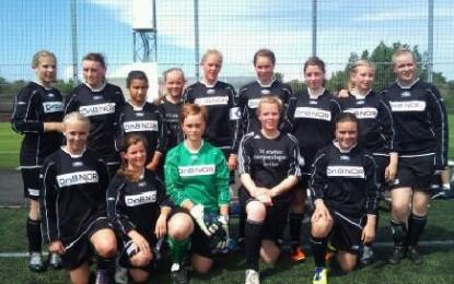 Gothia Cup – jenter 16 år