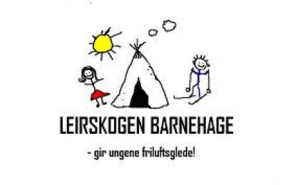 Invitasjon til åpen kveld i Leirskogen Barnehage