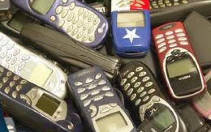 Torsdag 3.mai siste frist for mobil-innlevering !