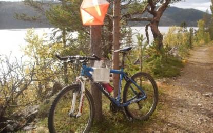 Siste helg med sykkelorientering