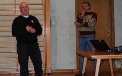 Åpent møte om utviklingen av Fossvangområdet