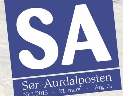 SA-posten_Forsiden