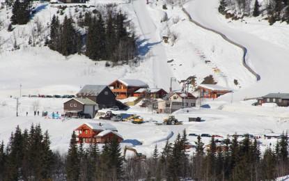 Ski- og akedag i Stavadalen Skisenter