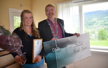 Positivprisen for 2012 til Heidi Moen