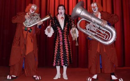 Cirkus ARNARDO til Fagernes fredag 14.juni