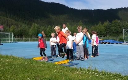 DNB Idrettsleker på Blåbærmyra