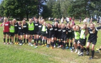 To seiere til jenter-16 og avansement til 8-delsfinale