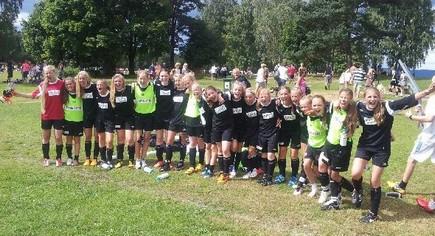 Norway Cup endelig seier