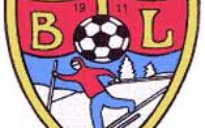 Fotballtrening for G12 og J14