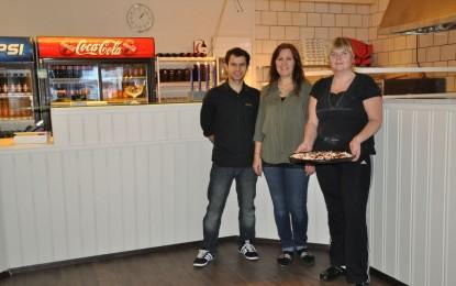 Kafè Bastian åpnet på Bagn