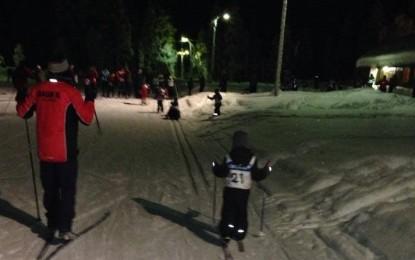 Resultater klubbrenn Åsemyra 21.01.2014