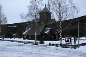 begnadalen kirke kirkesokno