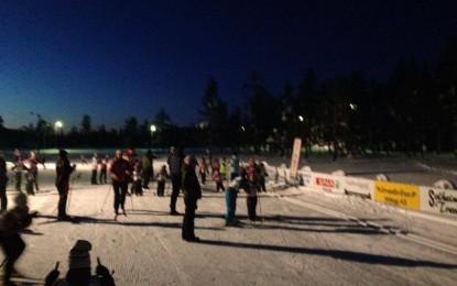 Resultater fra klubbrenn på Åsemyra 18.02.2014