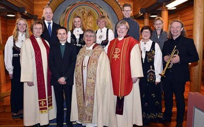 Festdag for kirka i Sør-Aurdal