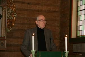 Svein Thorsrud holdt tale om Stabels rolle i 1814
