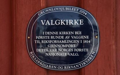 Festgudstjeneste i Bagn kyrkje søndag 23.2.2014