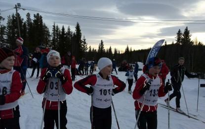 Skicross på Golsfjellet