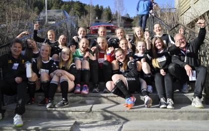 Begnadalen/Bagn/  Hedalen J16  til sluttspill i DNB-cup