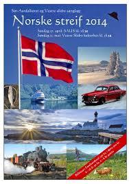 norske streif
