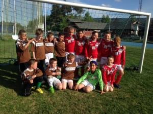 Bagn United Fagernes2
