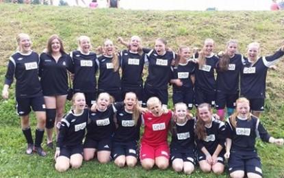 Norway Cup dag 1