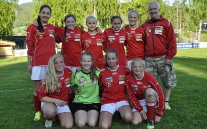 Norway Cup dag 2