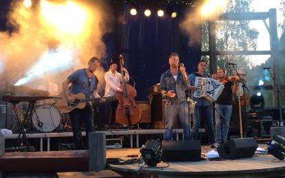 Et fyrverkeri av en STAUT-konsert
