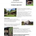 Tur til Valdres Folkemuseum i Den kulturelle spaserstokken 21 08 14