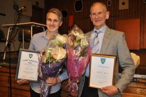 Andreas Dyve og Odd Kolsrud vant i 2013. Hvem blir det i 2015?