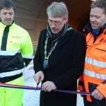 Jan Dokken, Kåre Helland og Anders Høiback