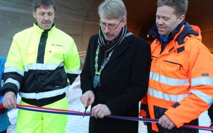 Åpning av E16 Fønhus – Bagn