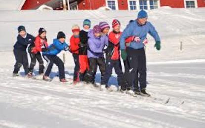 Skisamling på Leirskogen 23. – 24. januar