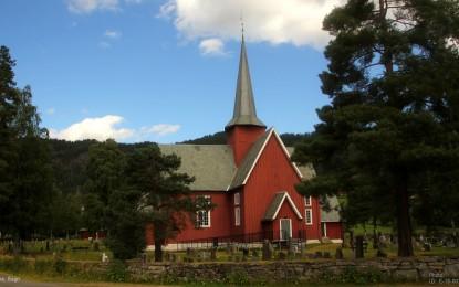 Velkomen til kyrkje