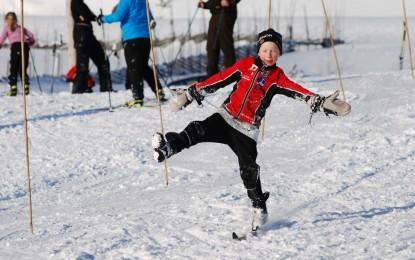 Legg skihelga til Leirskogen. Turrenn og skiavslutning