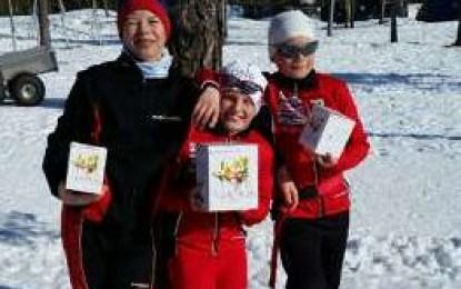 Sterke lokale prestasjoner i Totenbank-cup