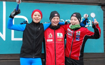 Skiavslutning for Bagn og Begna