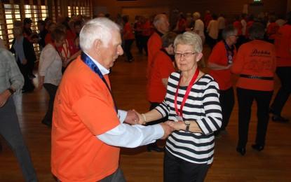 140 seniordansere samlet på Bagn
