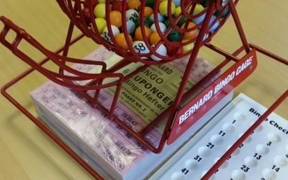 Det blir bingo 13. mai på Valdrestunet