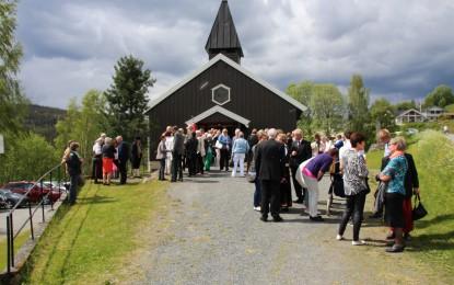 Reinli kapell 50 år