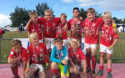 Norway Cup: Bagn ILs gutter G12, del II