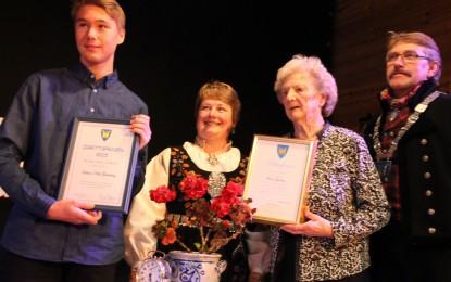Anne Øyhus vant kulturprisen