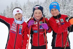 William Bergersen, Marius Sørbøen og Erik Thorsrud på Gutter max 13år