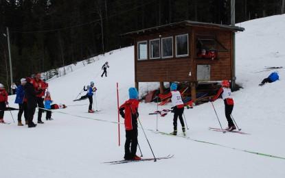 Skiavslutning på søndag