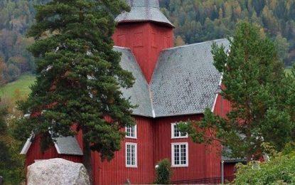 Kirkekonsert på Bagn