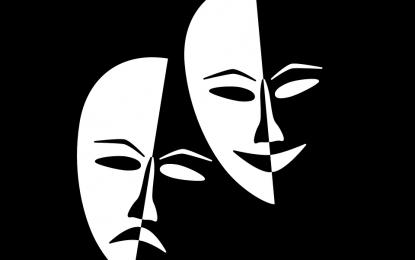 Teaterforestilling med Hedalen Ungdomslag