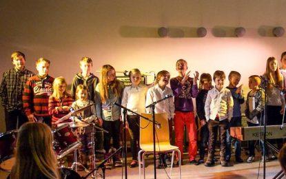 Vinterkonsert med kulturskolen